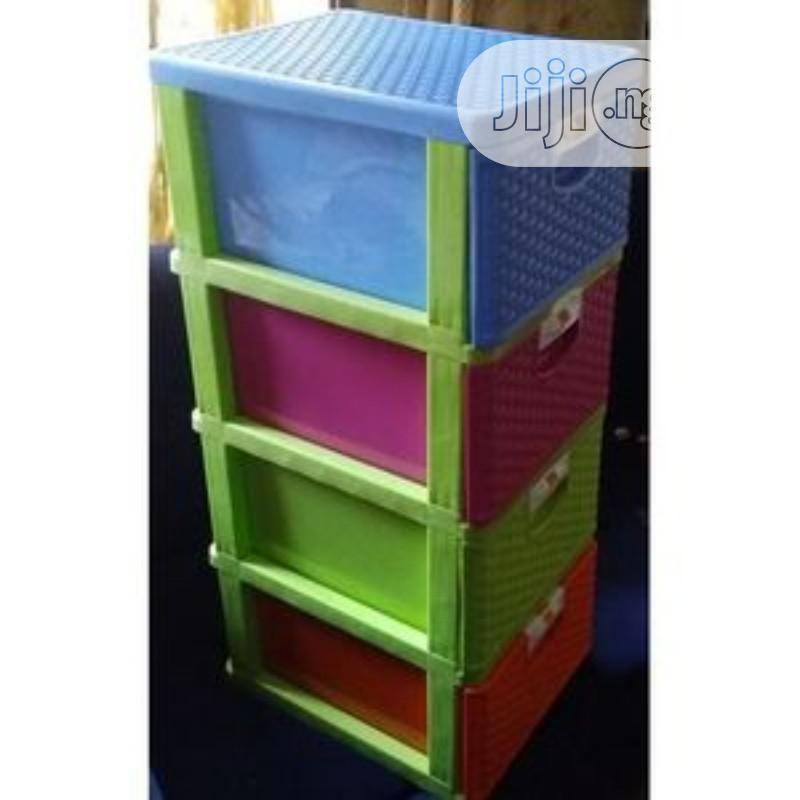 Archive: 4 Steps Children's Wardrobe/Cabinet