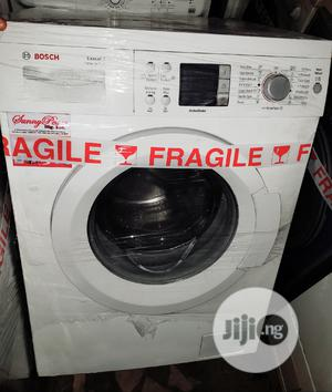 Bosch 7kg German Washing Machine | Home Appliances for sale in Lagos State, Alimosho