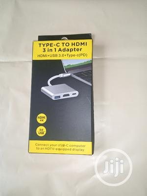 Type C To HDMI   Computer Accessories  for sale in Lagos State, Ikeja