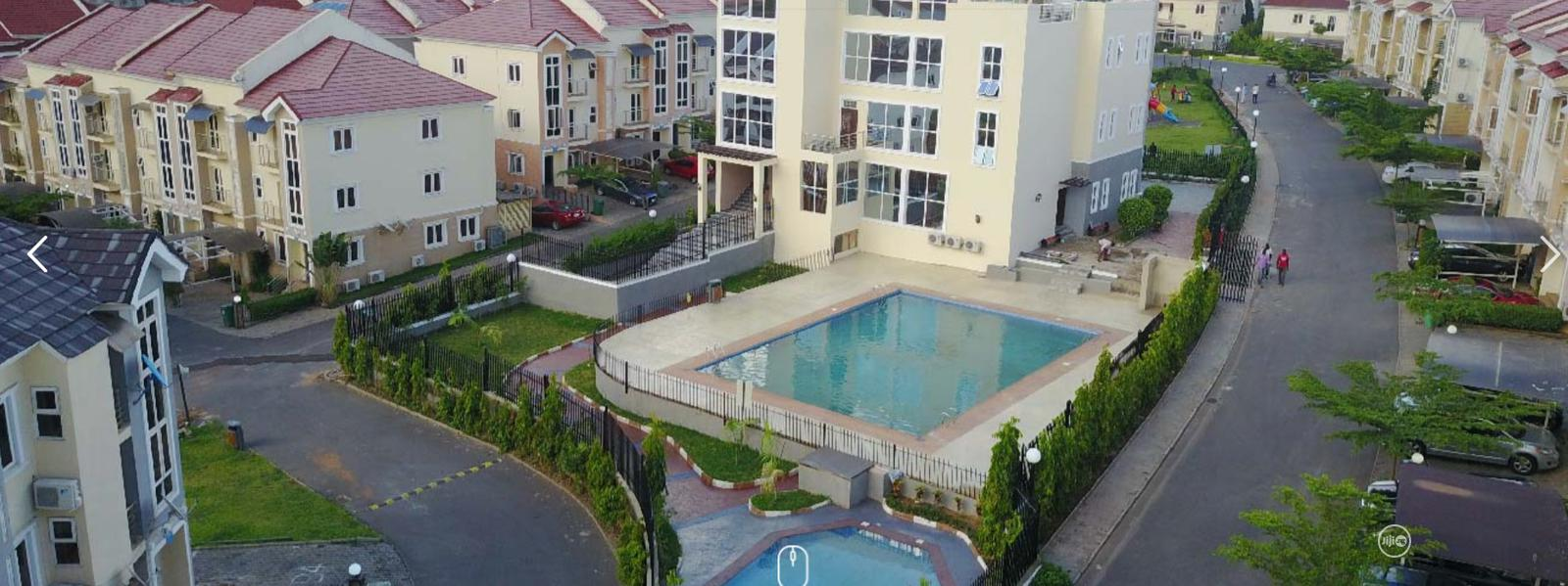 Luxury Furnished 4 Bedroom Semi- Detached Duplex | Short Let for sale in Life Camp, Gwarinpa, Nigeria