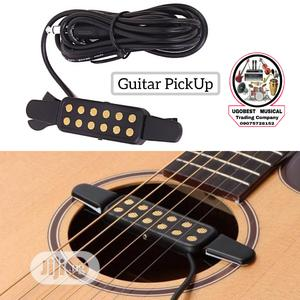 Best Guitar Pickup For Acoustic / Box Guitar | Musical Instruments & Gear for sale in Lagos State, Mushin