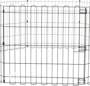 Portable Foldable Dog Playpen Cage   Pet's Accessories for sale in Lagos State, Lekki