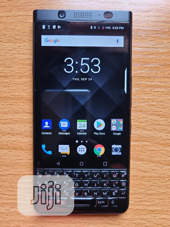 BlackBerry KEYone 32 GB Black | Mobile Phones for sale in Ibadan, Oyo State, Nigeria