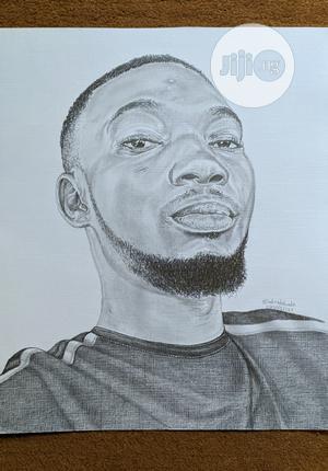 Pencil Portrait (Artwork)   Arts & Crafts for sale in Ondo State, Ondo / Ondo State