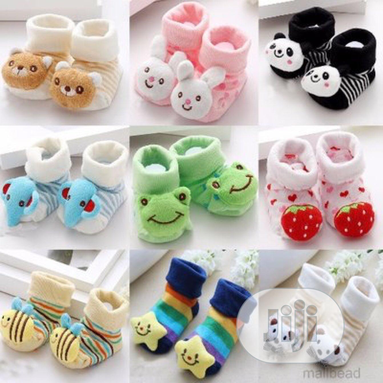 Archive: Baby Shoe Socks 9 Set