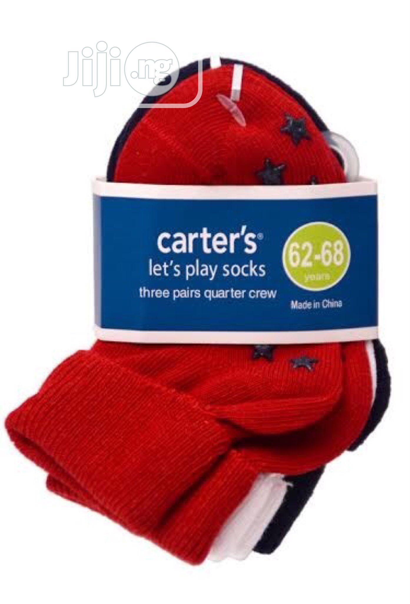 Carter'S Baby Socks