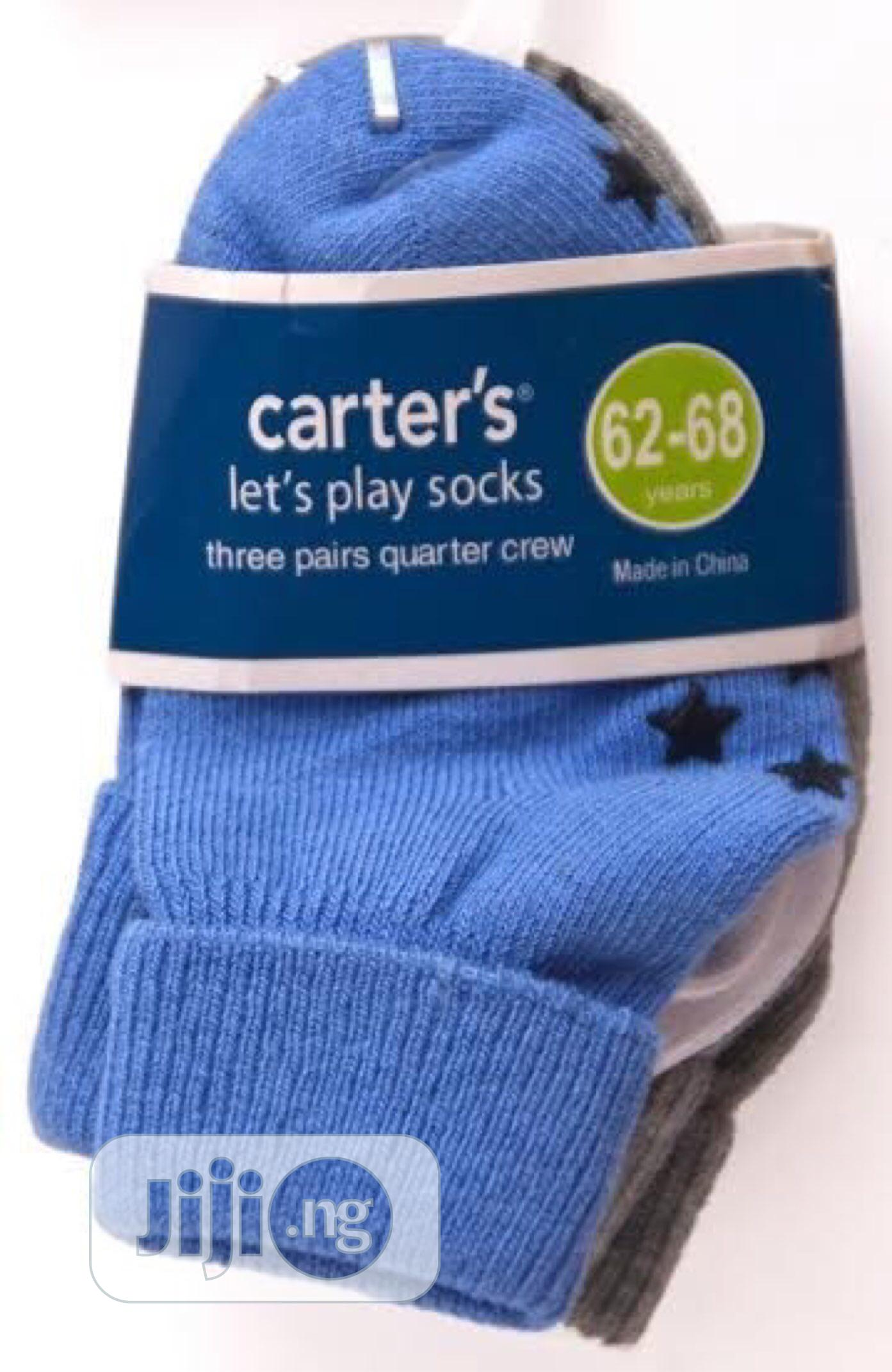 Carter'S Baby Socks | Children's Clothing for sale in Apapa, Lagos State, Nigeria