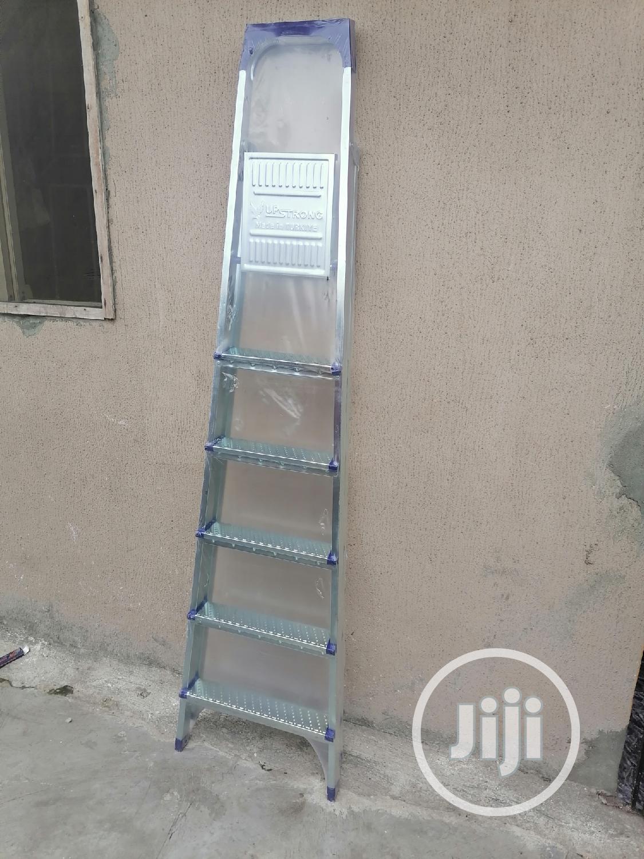 6 Steps Profile Ladder