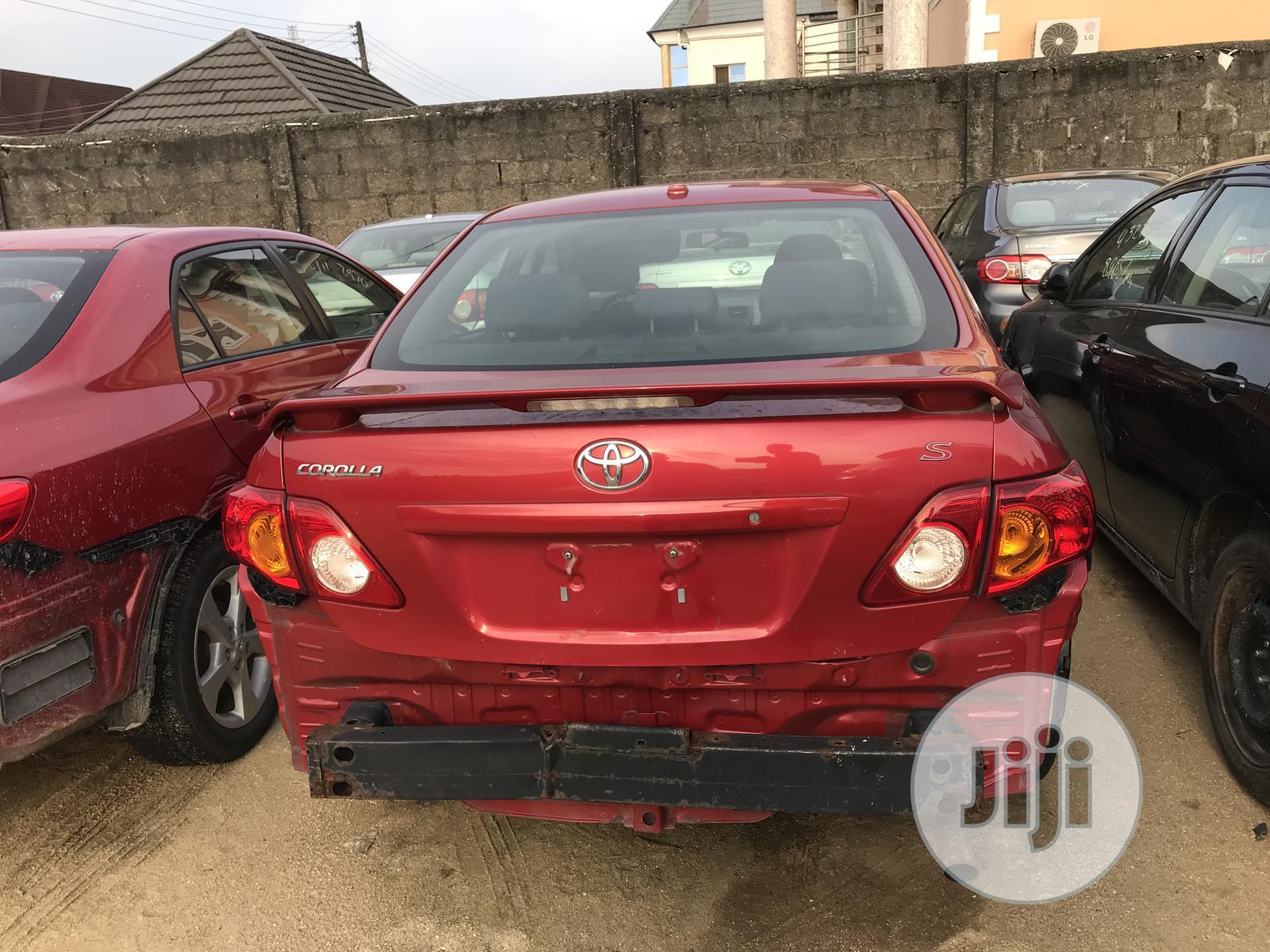 Toyota Corolla 2010 | Cars for sale in Amuwo-Odofin, Lagos State, Nigeria