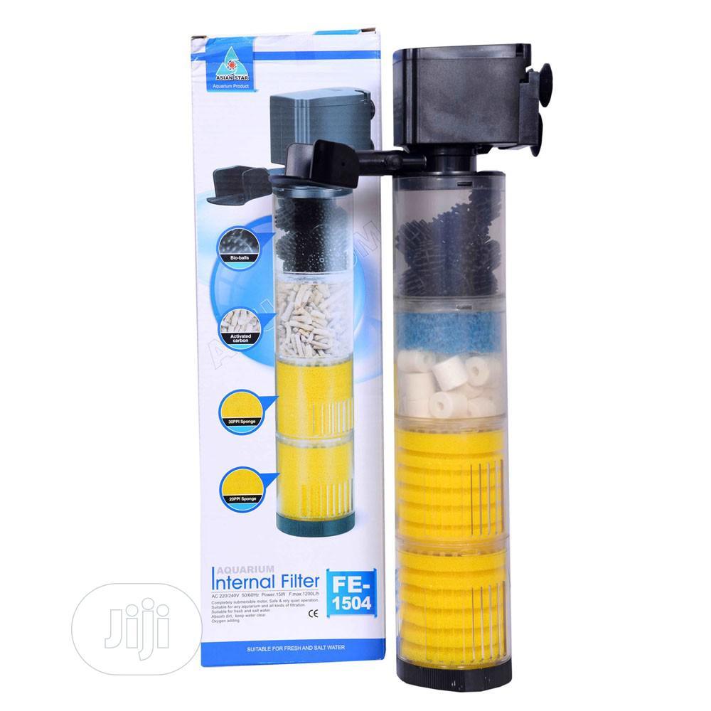 Water Filter For Your Aquarium