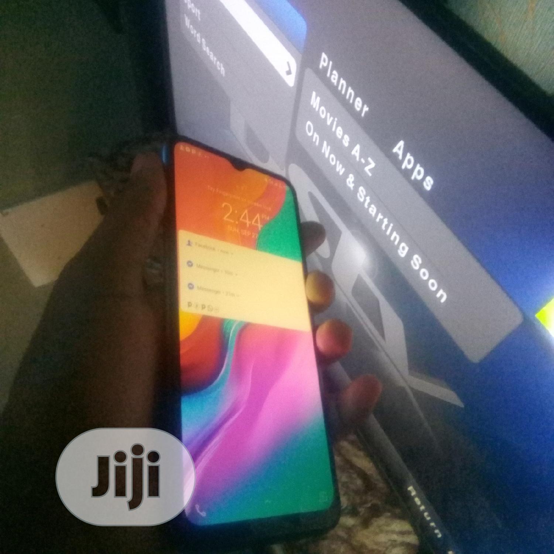 Infinix Hot 8 32 GB Gray | Mobile Phones for sale in Benin City, Edo State, Nigeria