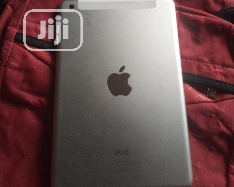 Apple iPad mini Wi-Fi + Cellular 32 GB White   Tablets for sale in Warri, Delta State, Nigeria