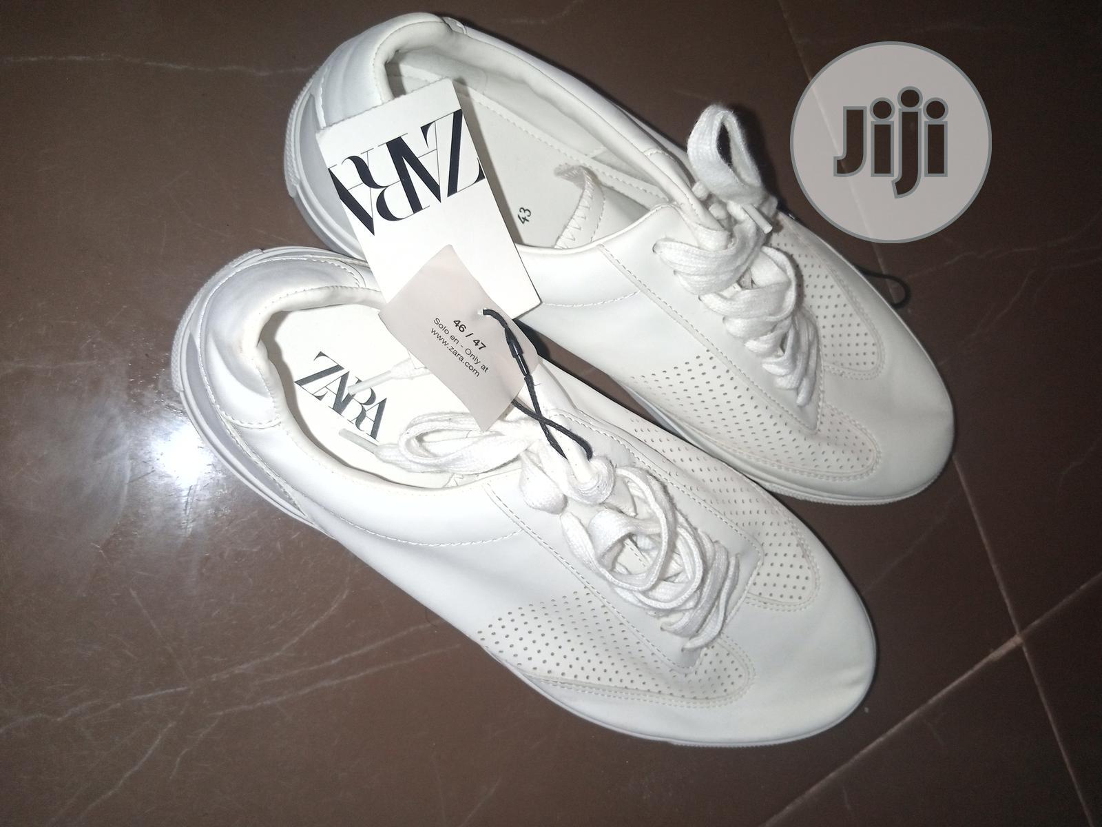 Archive: Zara White Izzy Shoe
