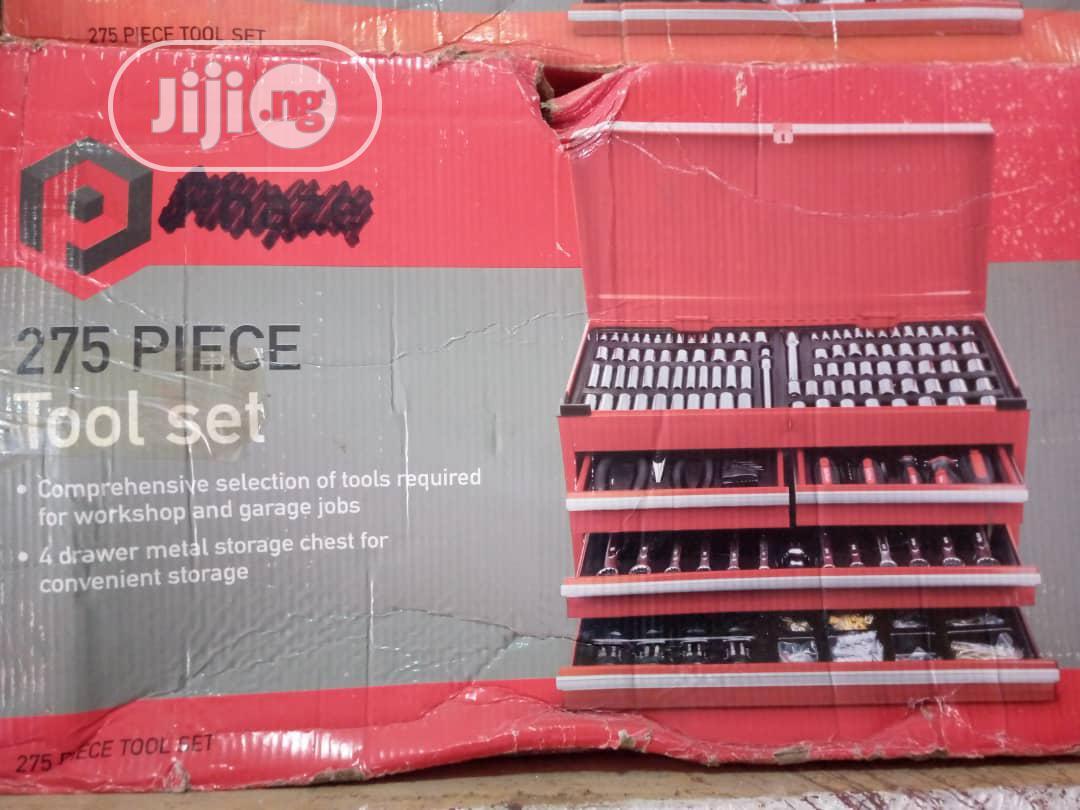 276 Piece Mechanical Tool Box