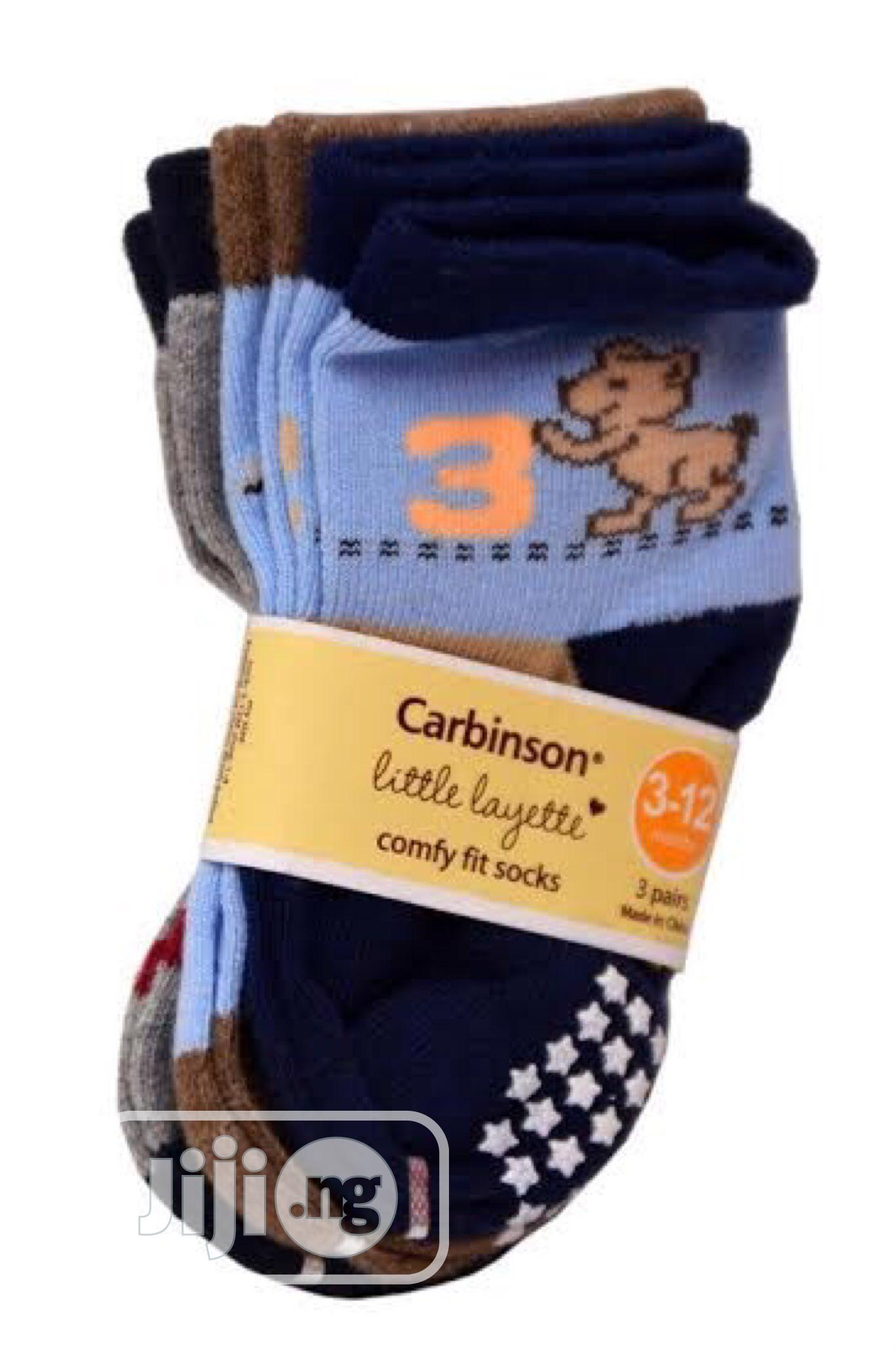 Carbinson Little Leyetten Sock | Children's Clothing for sale in Apapa, Lagos State, Nigeria