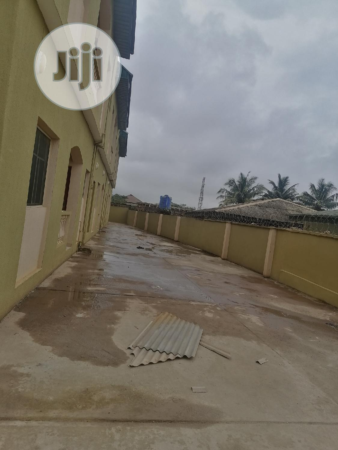 Newly Built 3bedroom Flat at Itamaga Pay and Pack In
