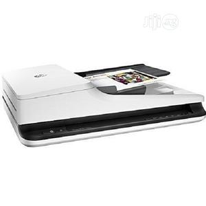 HP Scanjet Pro 2500 F1 Flatbed Scanner | Printers & Scanners for sale in Lagos State, Ikeja
