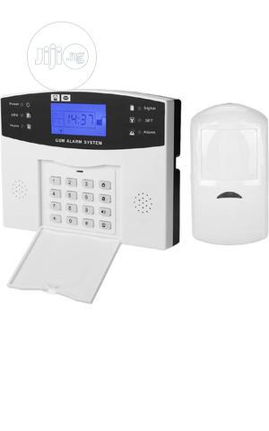 Wireless GSM Security Burglar Alarm System | Safetywear & Equipment for sale in Lagos State, Ikeja