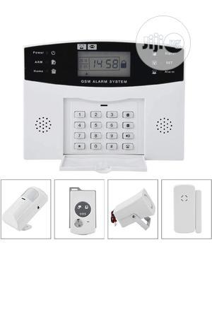 Wireless GSM Security Burglar Alarm Systems | Safetywear & Equipment for sale in Lagos State, Ikeja