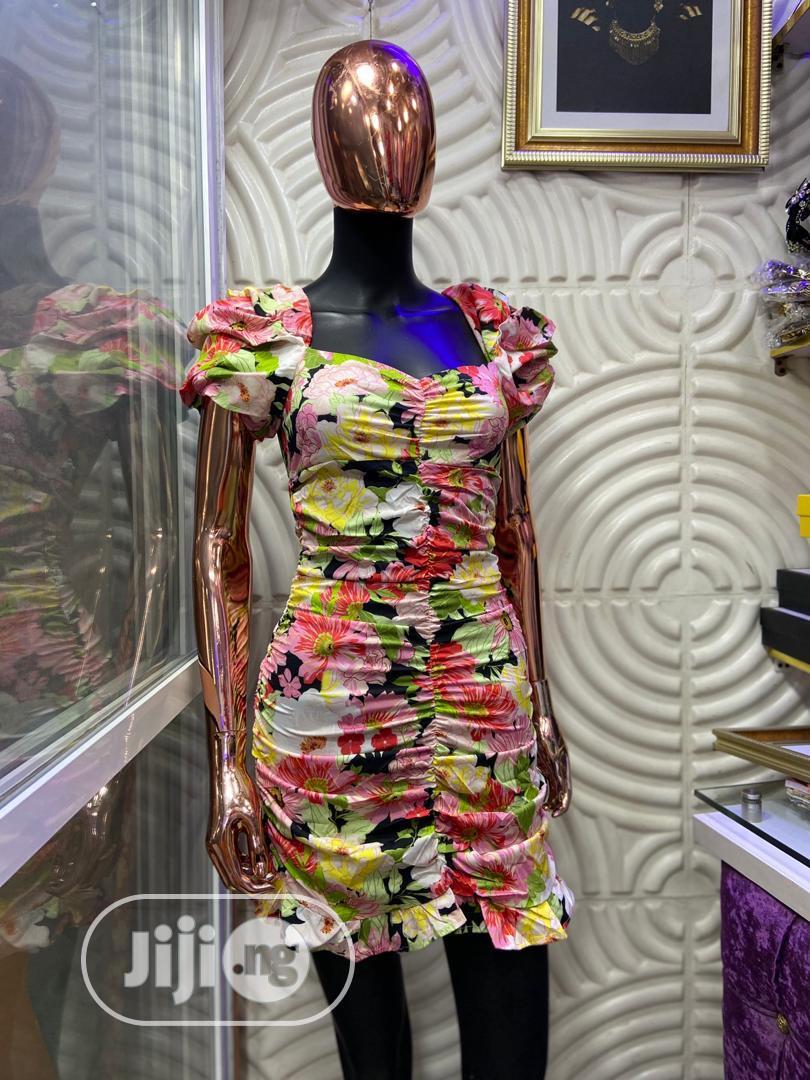 Zara Flower Dress | Clothing for sale in Utako, Abuja (FCT) State, Nigeria