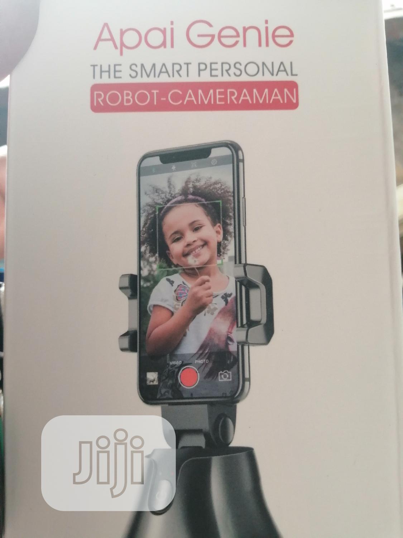 Archive: Smart Personal Robot-cameraman