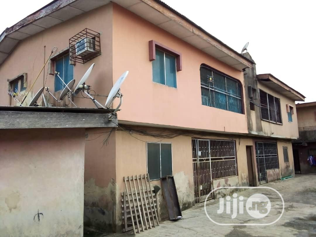 8 Flats Of Three Bedrooms And Two Bedrooms Flats. | Houses & Apartments For Sale for sale in Kirikiri, Apapa, Nigeria