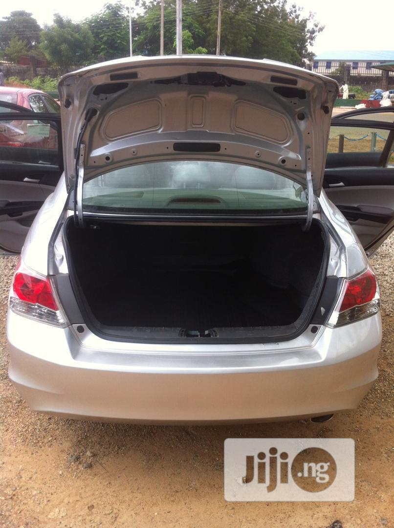 Honda Accord 2012 Sedan LX-P Silver | Cars for sale in Gwagwalada, Abuja (FCT) State, Nigeria