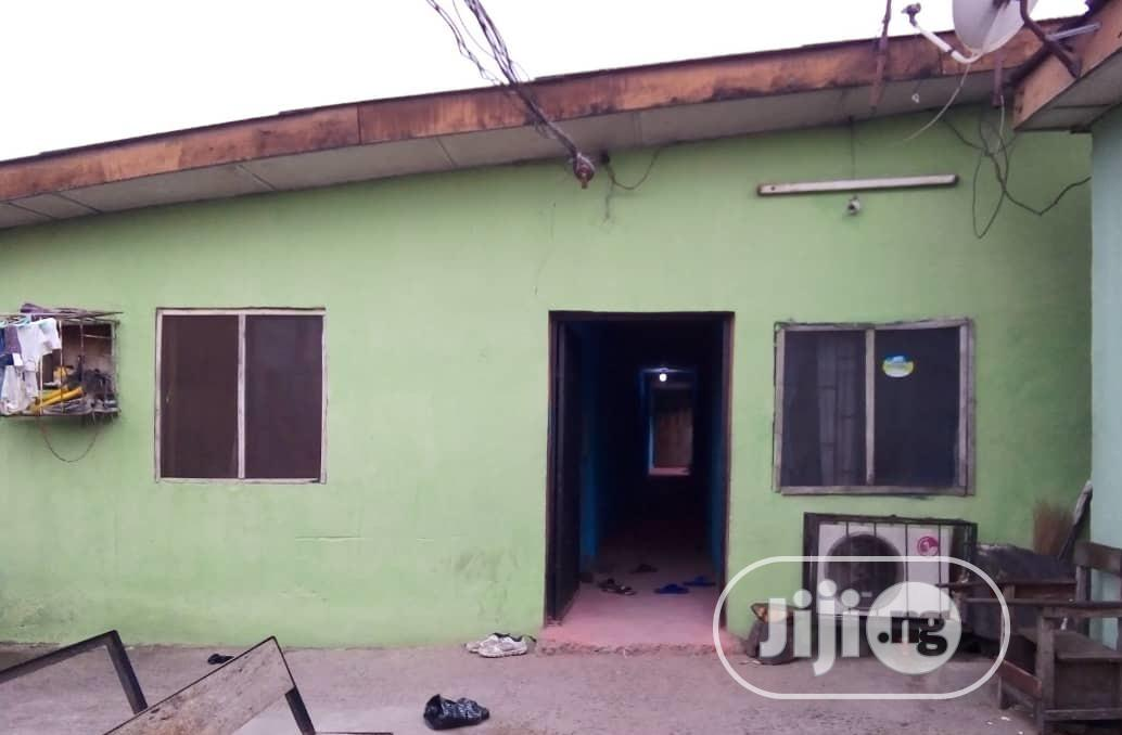 6 Numbers of a Room and Parlor Self Contain | Houses & Apartments For Sale for sale in Ago Palace, Isolo, Nigeria