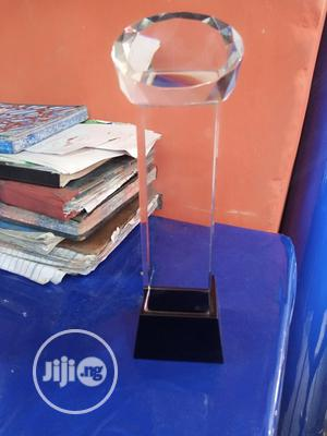 Award Plaques Trophies, Crystal Glass   Arts & Crafts for sale in Lagos State, Ikeja