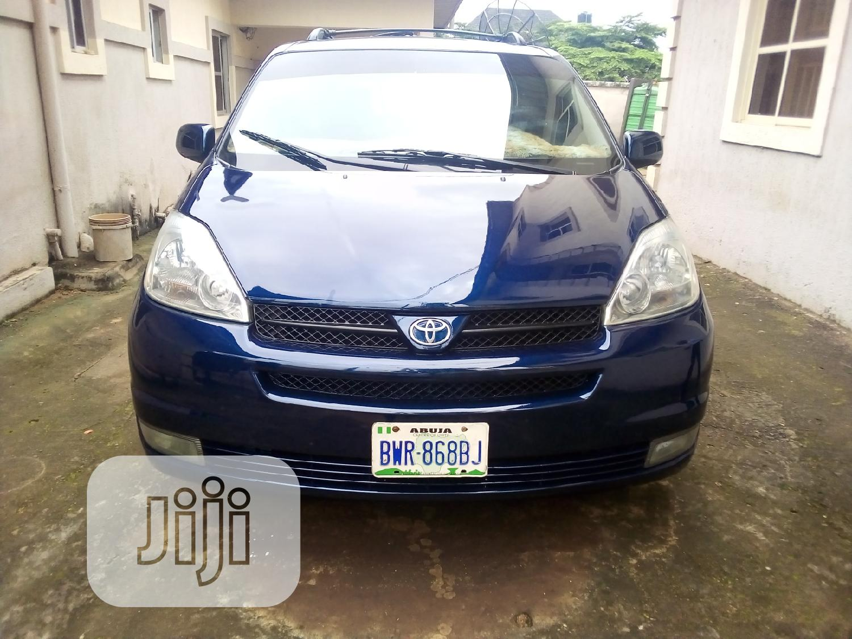 Toyota Sienna 2005 Xle Blue In Enugu Cars Omolade Adekunle Jiji Ng For Sale In Enugu Buy Cars From Omolade Adekunle On Jiji Ng