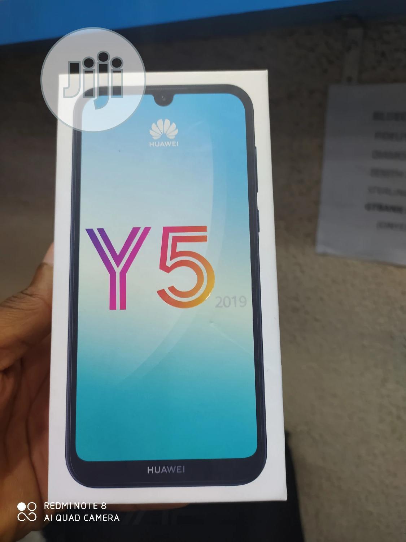 New Huawei Y5 32 GB Black