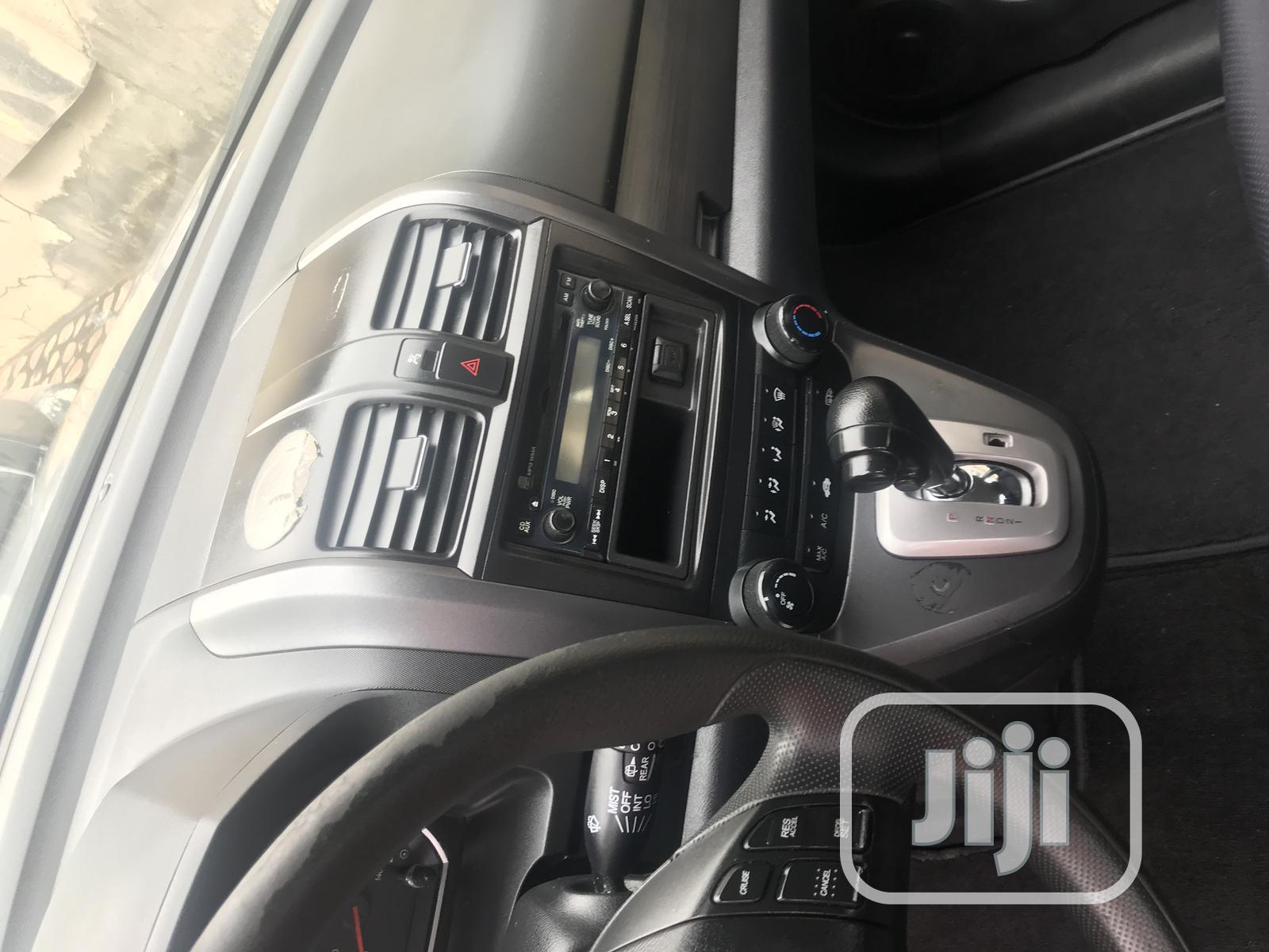 Honda CR-V 2008 2.4 EX 4x4 Automatic Blue | Cars for sale in Agege, Lagos State, Nigeria