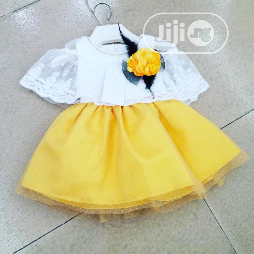 Ball Dress For 2 To 4 Years | Children's Clothing for sale in Gwarinpa, Abuja (FCT) State, Nigeria