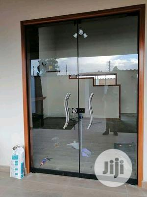 Glass Door   Doors for sale in Abuja (FCT) State, Lugbe District