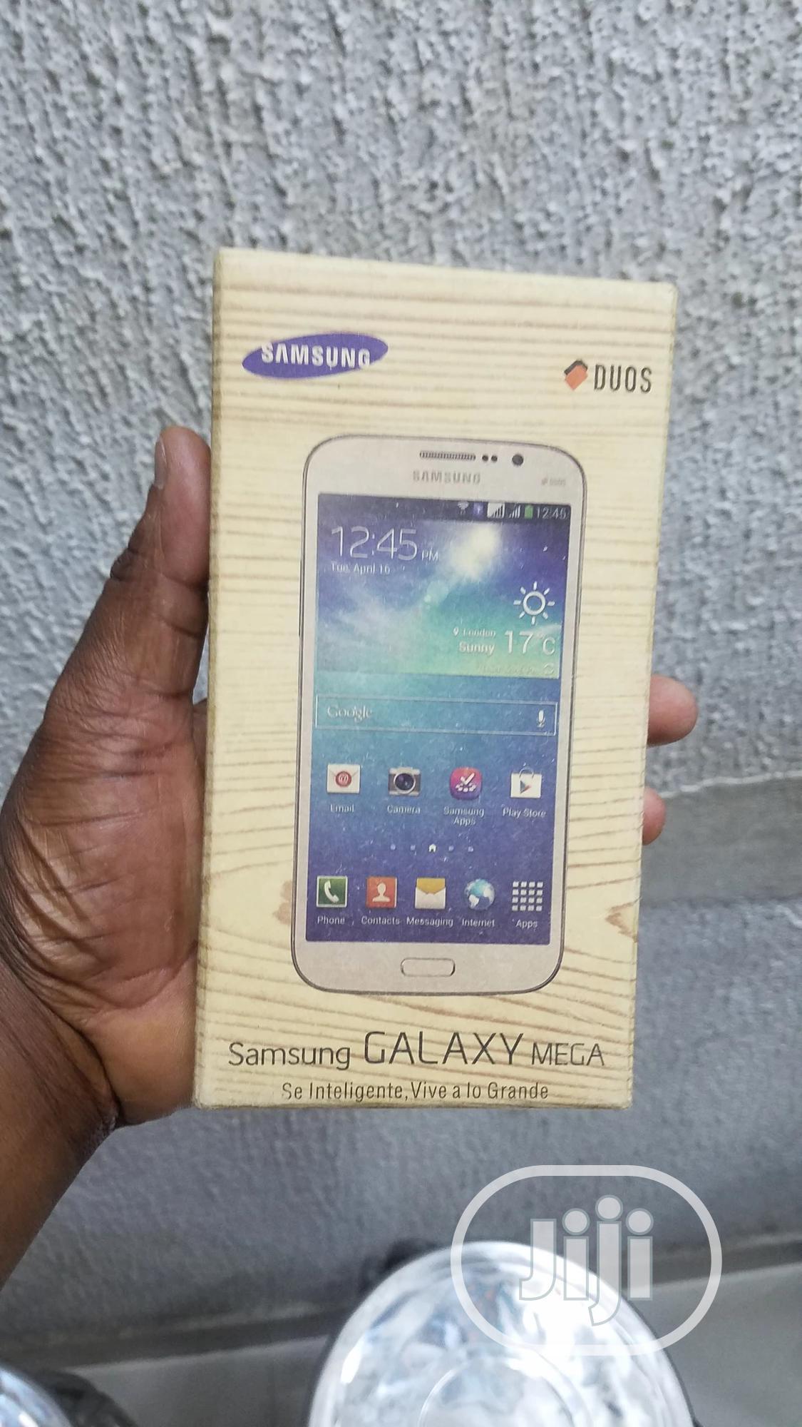 Archive: New Samsung Galaxy Mega 2 16 GB White