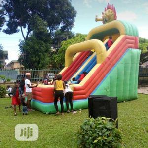 Giant Slide Inflatable Castle   Party, Catering & Event Services for sale in Lagos State, Lagos Island (Eko)