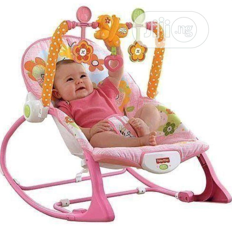 Infant Rockers And Bouncers