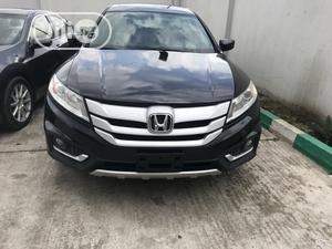 Honda Accord CrossTour 2013 EX-L w/Navigation AWD Black | Cars for sale in Lagos State, Maryland