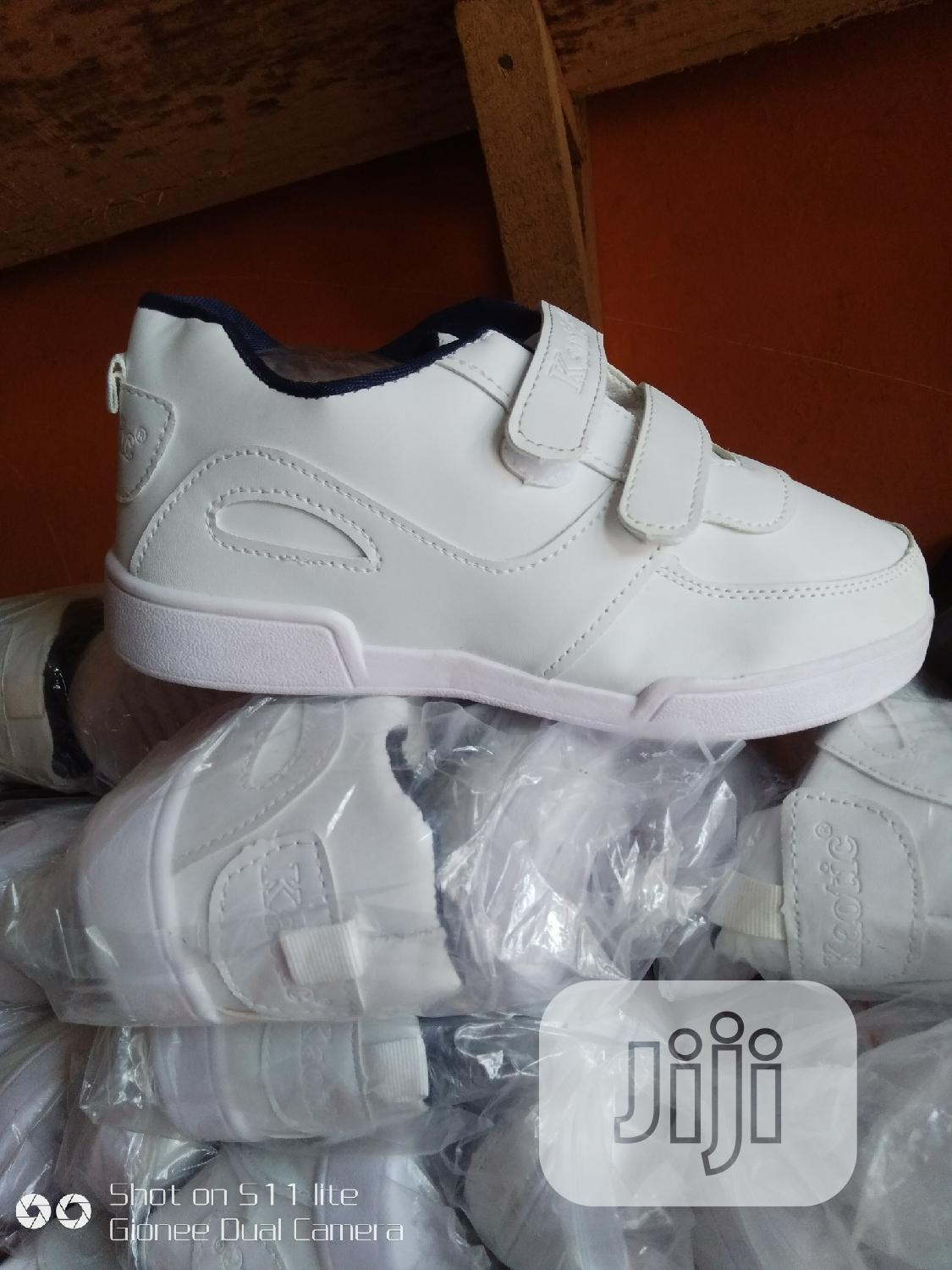 Kiddie's Sports Shoes (Sizes 26-41)