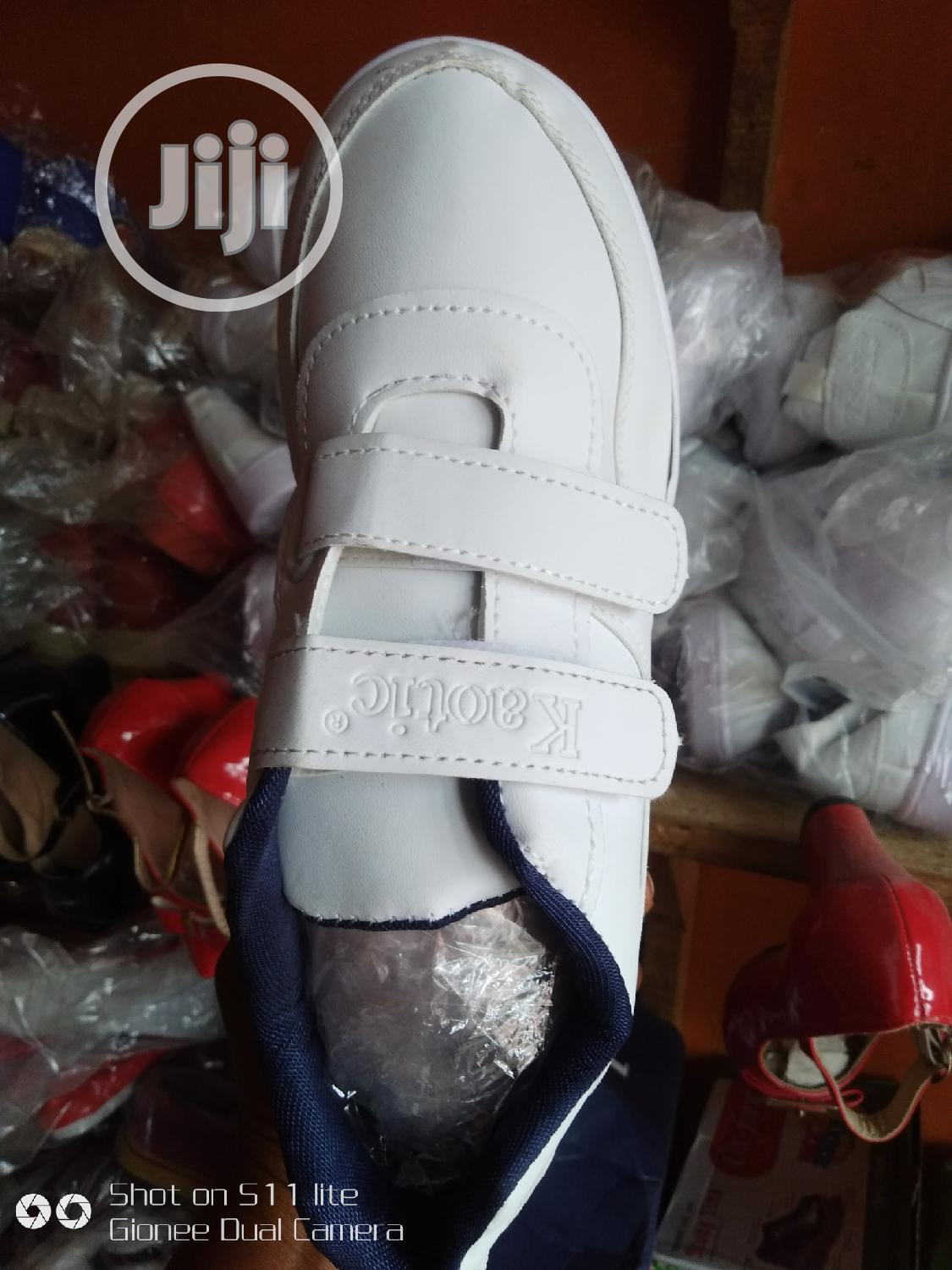 Kiddie's Sports Shoes (Sizes 26-41)   Children's Shoes for sale in Oshodi, Lagos State, Nigeria