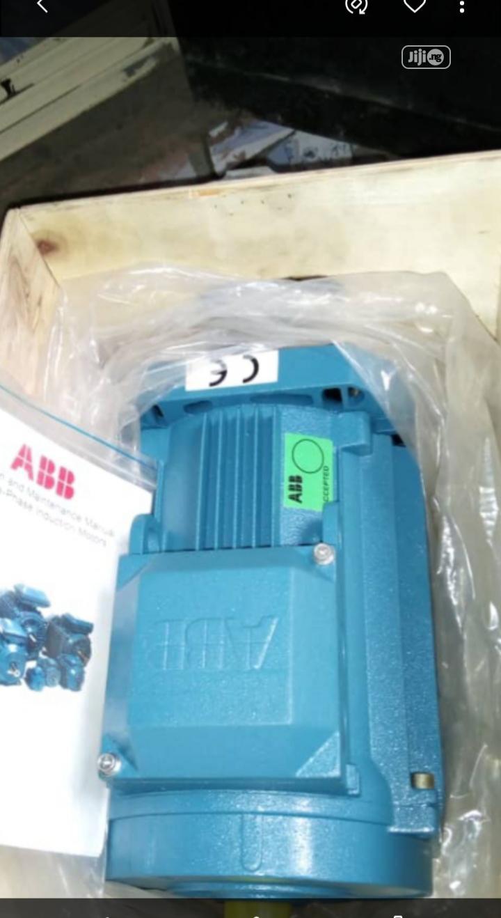 Abb 5hp..... Electric Motor