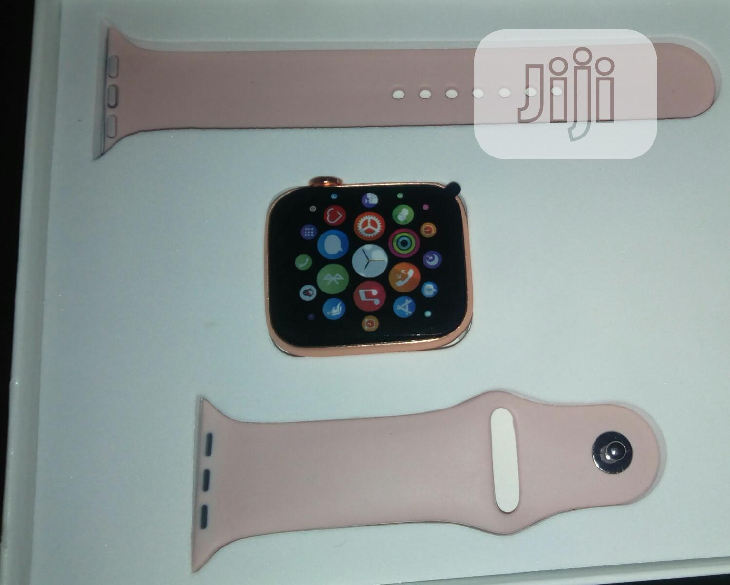 2020 T500 Smartwatch | Smart Watches & Trackers for sale in Ikeja, Lagos State, Nigeria