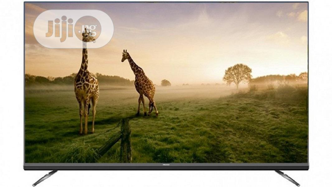Hisense 85-Inch 4K Uled Smart Tv-85 U8wf