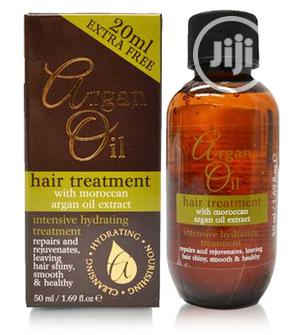 Hair Treatment With Morrocan Argan Oil (50ml)   Hair Beauty for sale in Lagos State, Surulere
