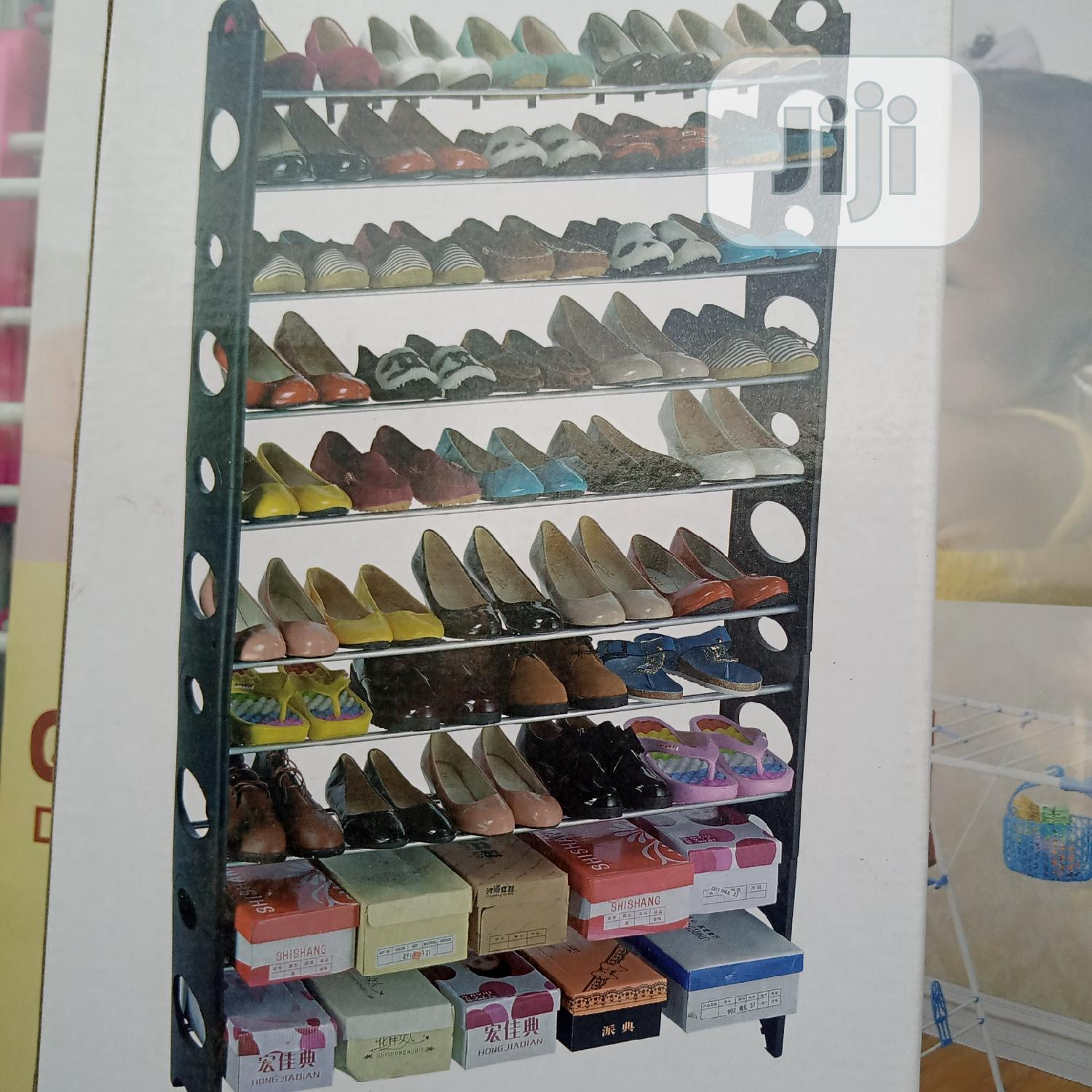 50 Pairs Shoe Rack | Furniture for sale in Wuse 2, Abuja (FCT) State, Nigeria