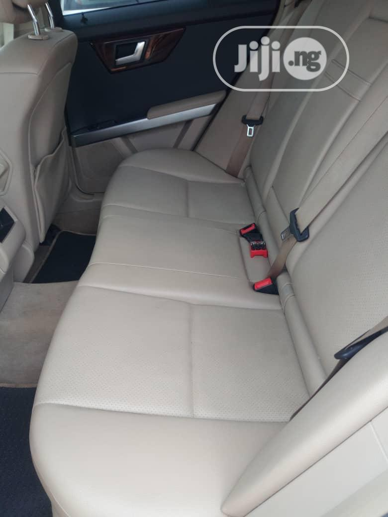 Mercedes-Benz GLK-Class 2012 350 4MATIC White   Cars for sale in Ikeja, Lagos State, Nigeria