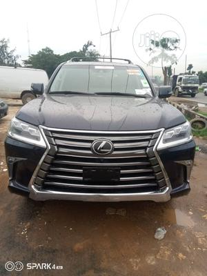 Lexus LX 570 2018 Blue   Cars for sale in Lagos State, Surulere