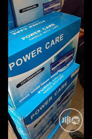 Powercare 150ah 12v Battery | Solar Energy for sale in Lagos State, Ojo
