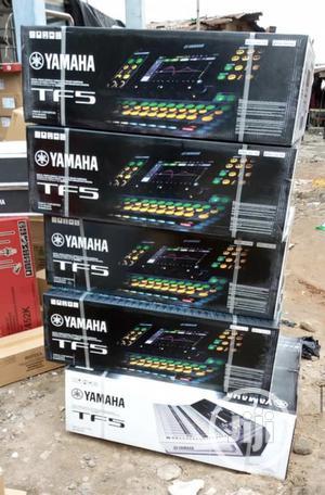 Yamaha Tf5 Digital Mixer   Audio & Music Equipment for sale in Lagos State, Amuwo-Odofin