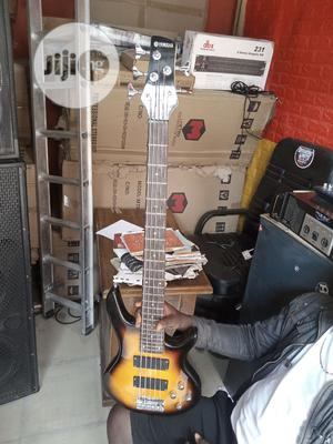 Yamaha Bass Guitar 5 Strings | Musical Instruments & Gear for sale in Lagos State, Ikeja